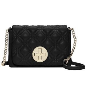 Kate Spade Quilted Leather Bag